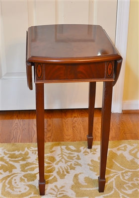 Copley Square Drop Leaf Table By Hekman Furniture Co